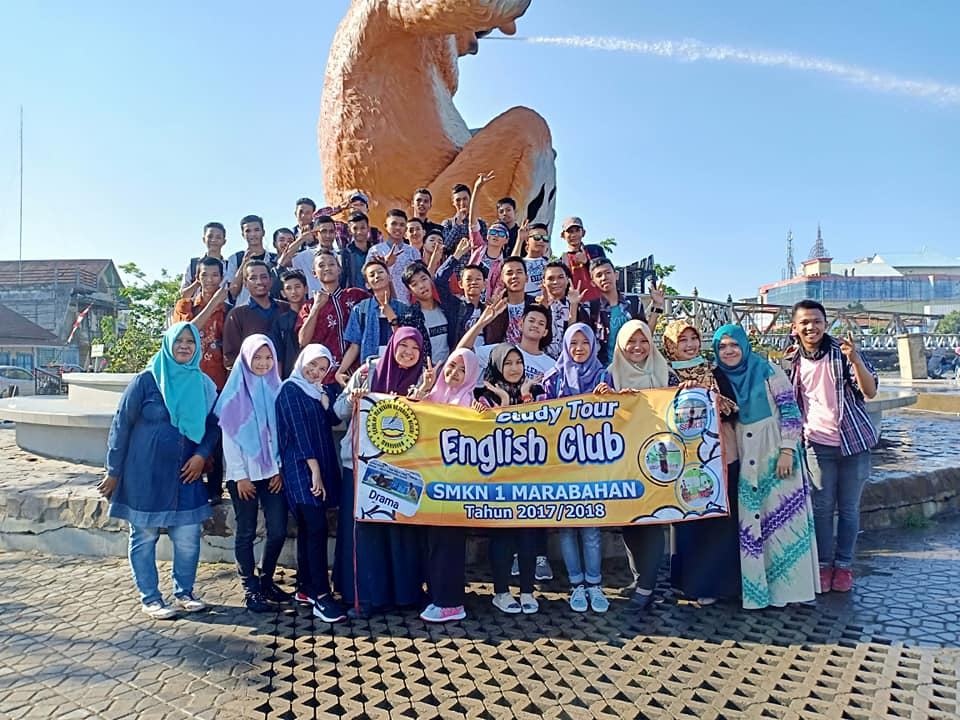 English Club SMKN 1 Marabahan