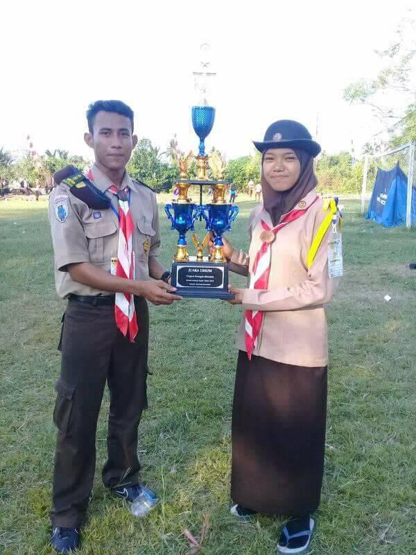 Juara Umum Pramuka Tingkat Penggalan & Penegak