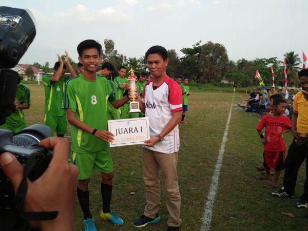 Raja Adu Finalti SMKN 1 Marabahan akhirnya bawa Trofi Juaraa...