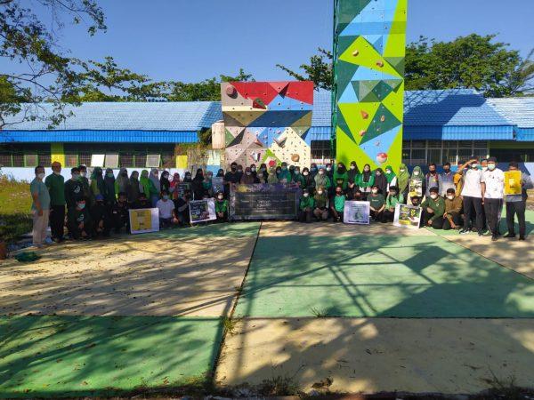 Pemilihan Kader Adiwiyata SMK Negeri 1 Marabahan